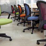 Как выбрать каркас и обивку для офисного кресла