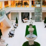 Особенности защиты торговых центров