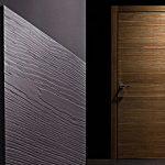 Шпонированные двери: плюсы, минусы, особенности