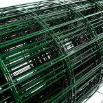 Заборы из сварной сетки: разновидности и особенности