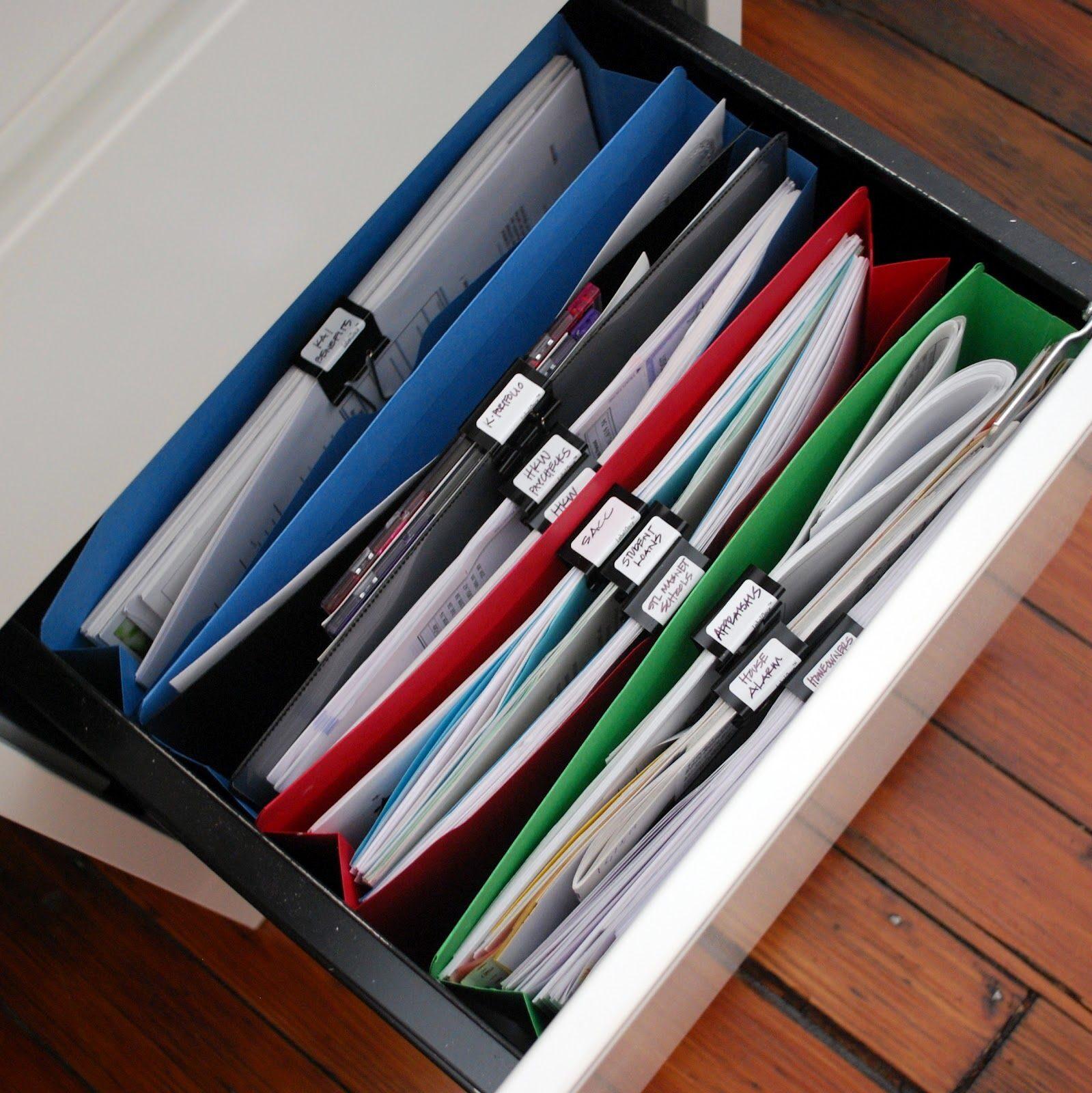 Как навести порядок в документах дома — советы профессионального архивиста