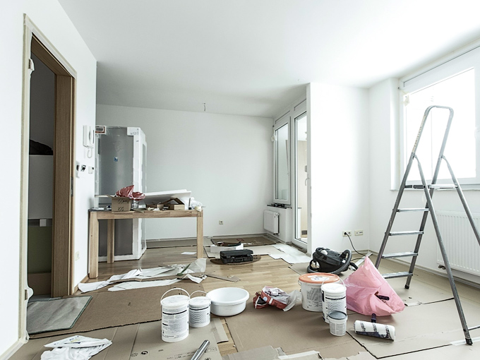 Как подготовиться к уборке после ремонта