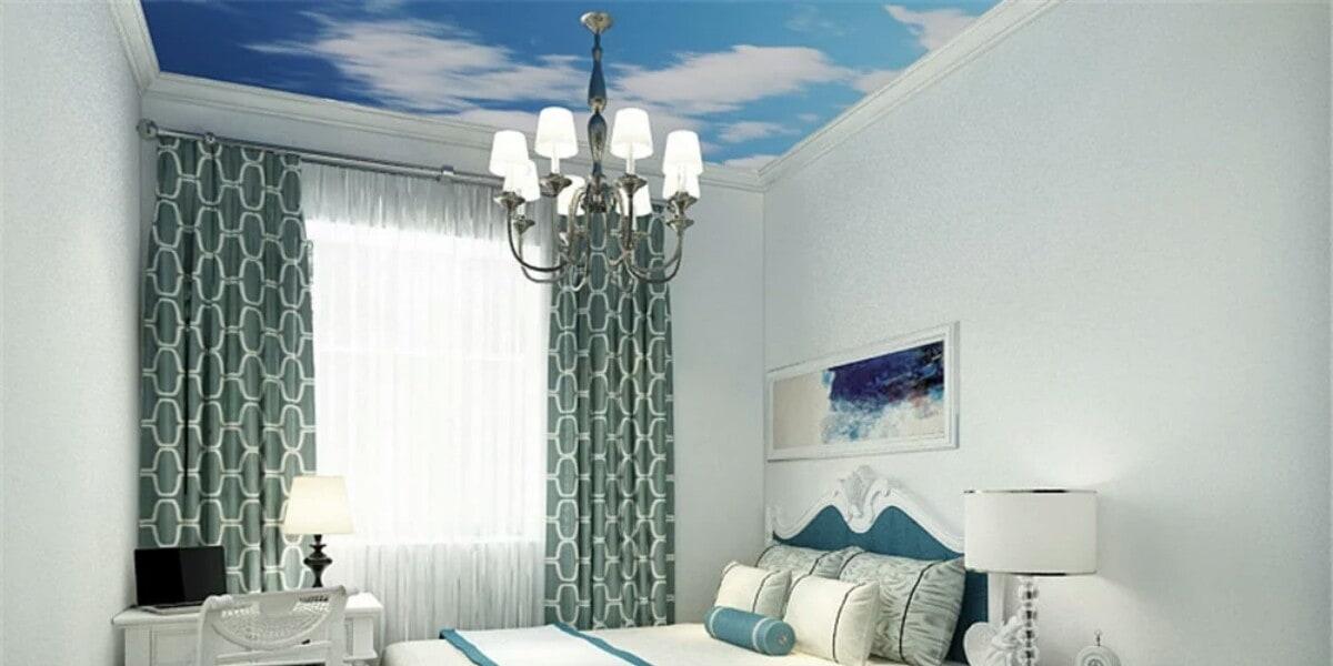 Качественные натяжные потолки в Одессе по низкой цене для зала, спальни, кухни или ванной комнаты