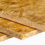 Характеристики и применение плит OSB