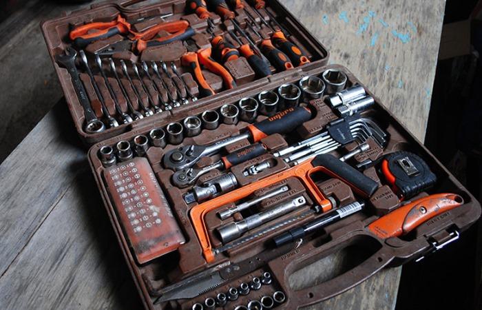 Лучший набор инструментов для дома