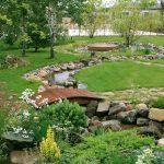 Натуральные виды камней для ландшафтного дизайна