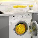 Особенности выбора встраиваемой стиральной машины