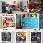 Топ-7 способов компактного и удобного хранения игрушек