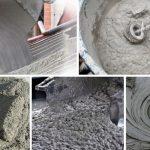 Характеристики марок бетона