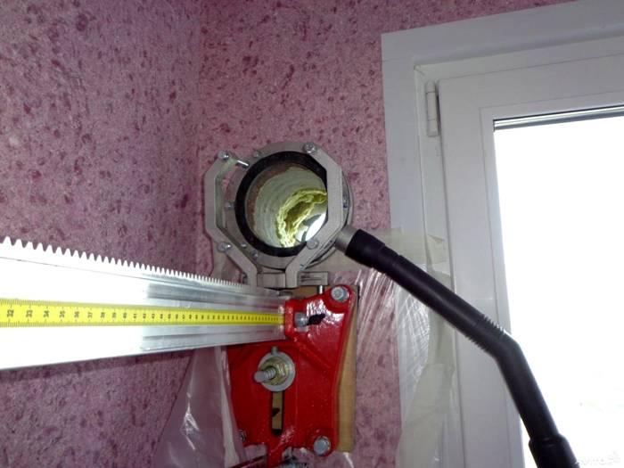 Для чего нужны вентиляционные клапаны в стену