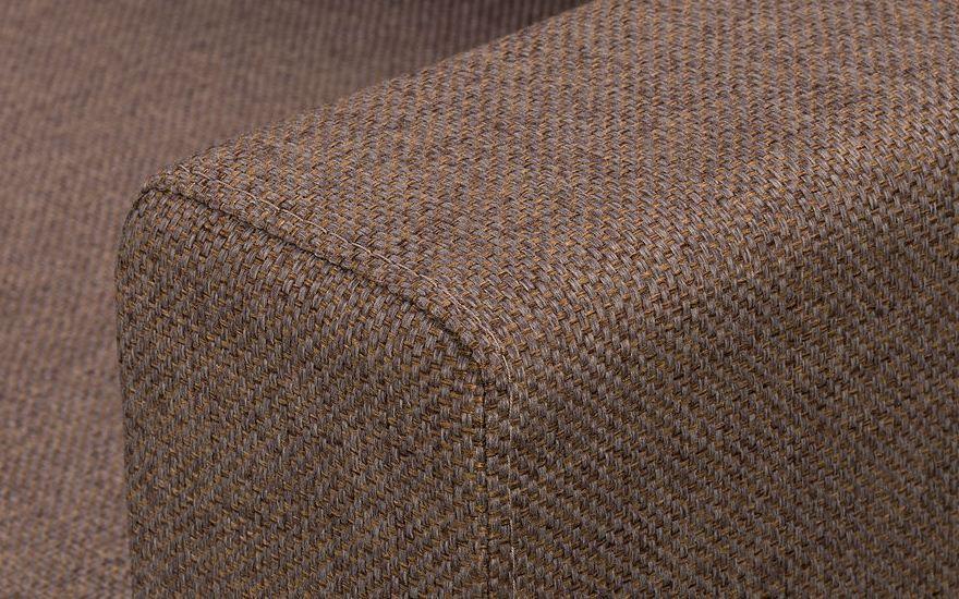 Обивка мебели рогожкой: за и против
