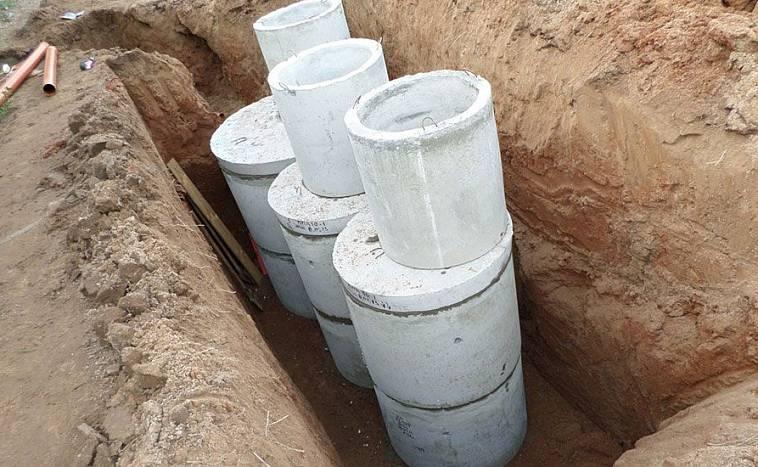 Особенности септиков из бетона