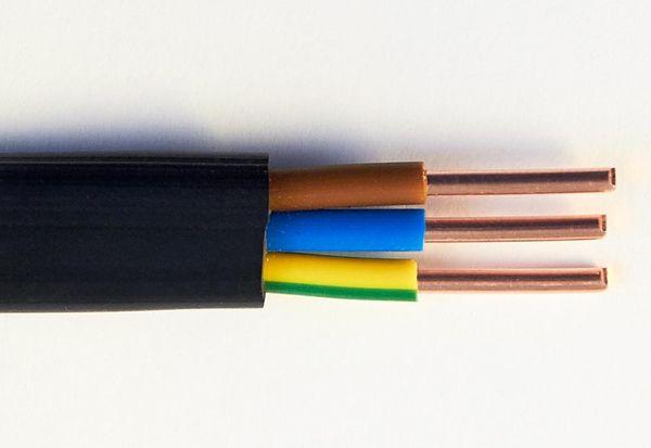 Популярный силовой кабель для надежного подключения стационарных электроустановок.