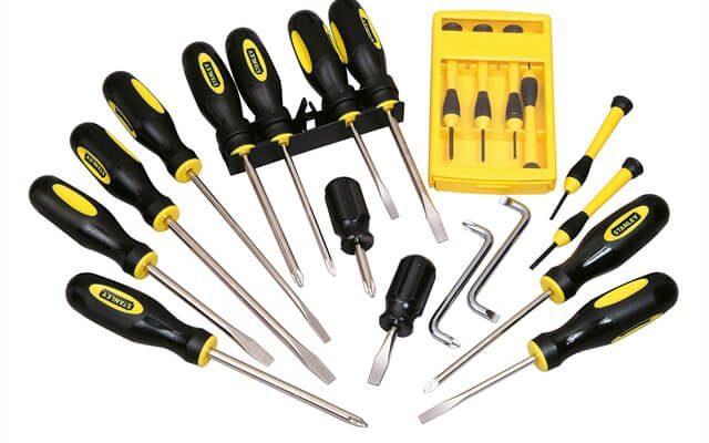 Ручные инструменты электрика