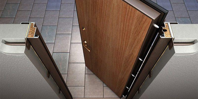 Советы по выбору входной металлической двери в квартиру