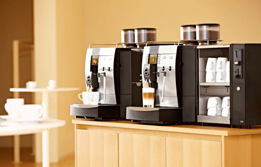 Аренда и ремонт кофемашин