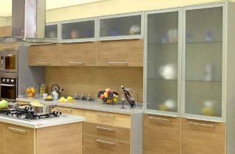 Мебель из стекла – новый тренд на вашей кухне
