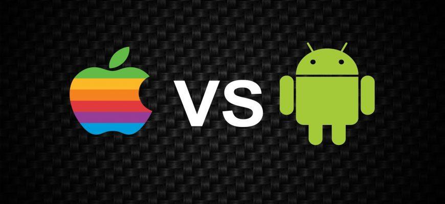 Почему стоит выбрать IPhone, а не Android