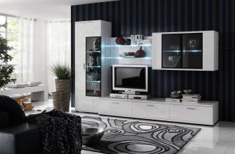 Важные критерии выбора мебели для гостиной комнаты