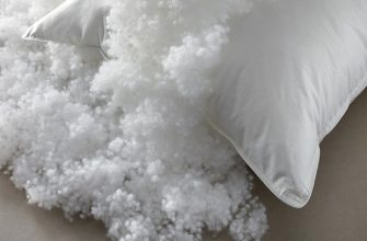 Лучшие натуральные наполнители для подушки