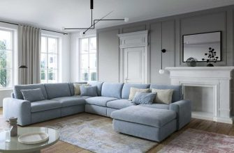 Особенности использования модульных диванов