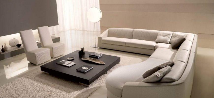 Тонкости выбора мебели для гостиной